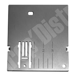 Plaque aiguille métal 1029 1129 1139 - PFAFF Réf 47/83/1042
