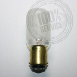 Ampoule RIVA B15 220V 15W 22x57 DIVERS  Réf 10/95/1006