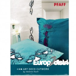 CD Pfaff n°449 Art deco cutwork