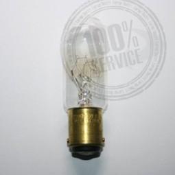 Ampoule RIVA B15 220V 15W 20x65 NR 112 DIVERS  Réf 10/95/1007