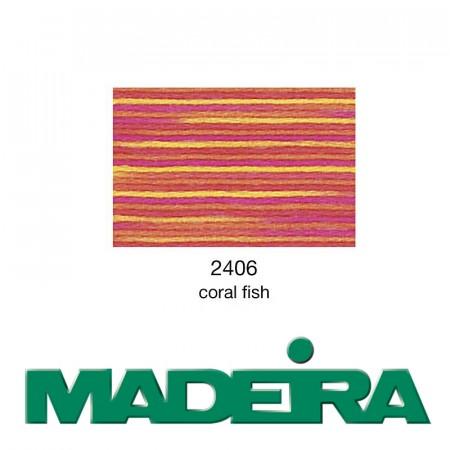 MADEIRA Fil Cotona n°4 100 mètres Réf 9304