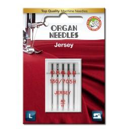Aiguille 130/705H Jersey 80 / 5 pcs ORGAN