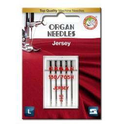 Aiguille 130/705 Jersey 90 /5pcs Organ