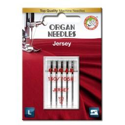 Aiguille 130/705H Jersey 100 / 5 pcs ORGAN