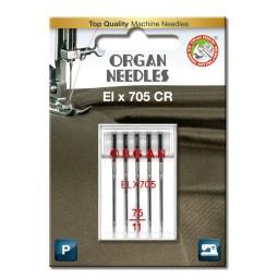 Aiguille ELX705CR Chrome 75 / 5 pcs ORGAN