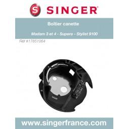 Boitier à canette Madam 3 4 sous blister Singer Réf 17/85/1064.B
