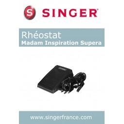 Rhéostat Madam sous blister Singer réf 55/85/1004.B