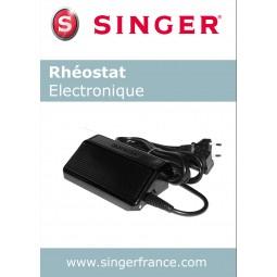 Rhéostat 5 trous électronique sous blister Singer réf 55/85/1003.B