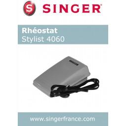 Rhéostat Futura sous blister Singer réf 55/85/1008.B