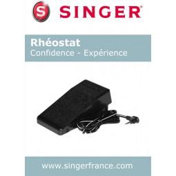 Rhéostat Confidence Experience 160 sous blister Singer réf 55/85/1010.B