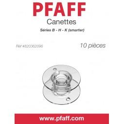 Paquet de 10 canettes Pfaff B H