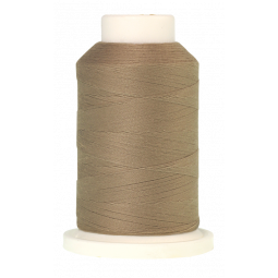 Fil Seracor 100% Polyester 1000m épaisseur 120 lot de 4 cônes - Col 0379