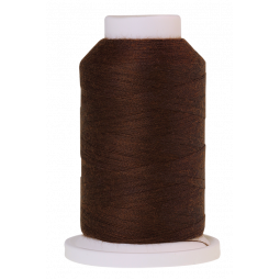 Fil Seracor 100% Polyester 1000m épaisseur 120 lot de 4 cônes - Col 0975