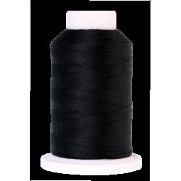 Fil Seracor 100% Polyester 1000m épaisseur 120 lot de 4 cônes - Col 1254