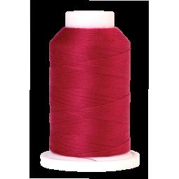 Fil Seracor 100% Polyester 1000m épaisseur 120 lot de 4 cônes - Col 1391