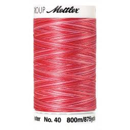 Fil à coudre Mettler Polysheen multicolori bobine 800 m col. 9405