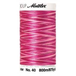 Fil à coudre Mettler Polysheen multicolori bobine 800 m col. 9923
