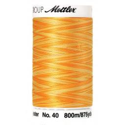Fil à coudre Mettler Polysheen multicolori bobine 800 m col. 9925
