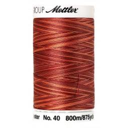 Fil à coudre Mettler Polysheen multicolori bobine 800 m col. 9934
