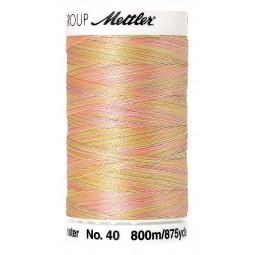 Fil à coudre Mettler Polysheen multicolori bobine 800 m col. 9935