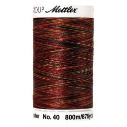 Fil à coudre Mettler Polysheen multicolori bobine 800 m col. 9938