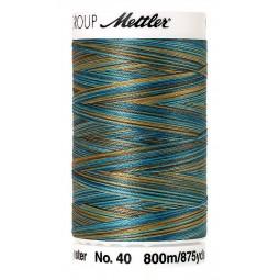 Fil à coudre Mettler Polysheen multicolori bobine 800 m col. 9978