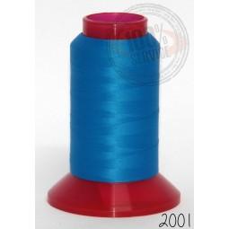 Fil polyester n°40 1000 m col 2001