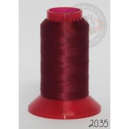 Fil polyester n°40 1000 m col 2035