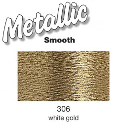 Madeira METALLIC 40 smooth 200 mètres 9842 col 306