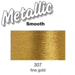 Madeira METALLIC 40 smooth 200 mètres 9842 col 307