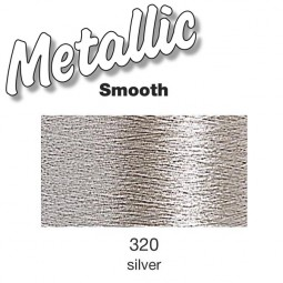 Madeira METALLIC 40 smooth 200 mètres 9842 col 320