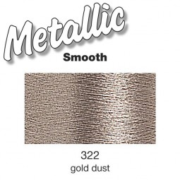 Madeira METALLIC 40 smooth 200 mètres 9842 col 322