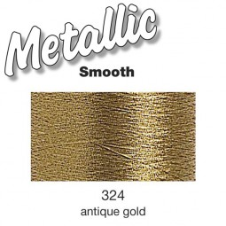 Madeira METALLIC 40 smooth 200 mètres 9842 col 324