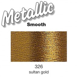 Madeira METALLIC 40 smooth 200 mètres 9842 col 326