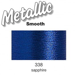 Madeira METALLIC 40 smooth 200 mètres 9842 col 338