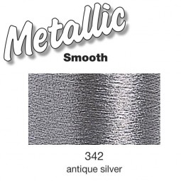 Madeira METALLIC 40 smooth 200 mètres 9842 col 342