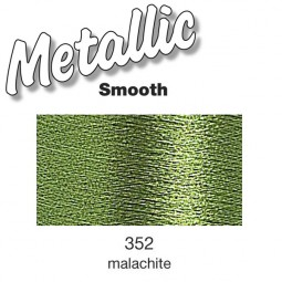 Madeira METALLIC 40 smooth 200 mètres 9842 col 352