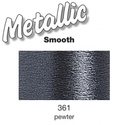 Madeira METALLIC 40 smooth 200 mètres 9842 col 361
