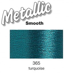 Madeira METALLIC 40 smooth 200 mètres 9842 col 365