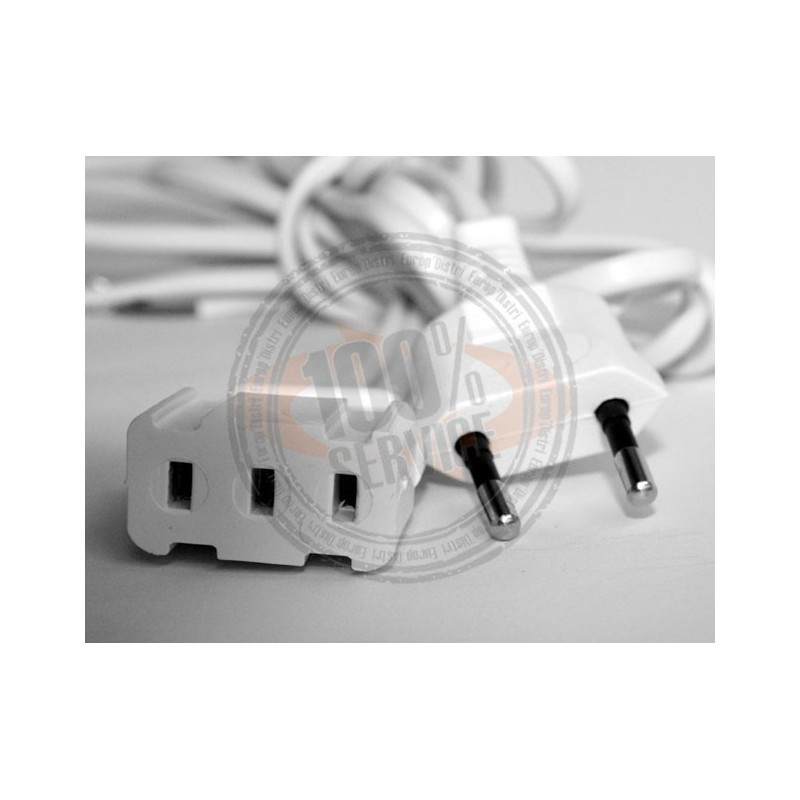 Cable cordon elna ancien r f 27 76 1004 europ 39 distri for Machine a coudre 76