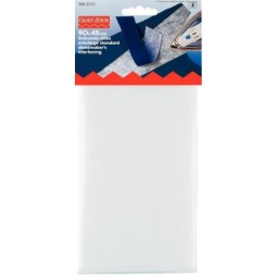 Entoilage  Standard 90 X 45 Cm Blanc PRYM Réf 968200