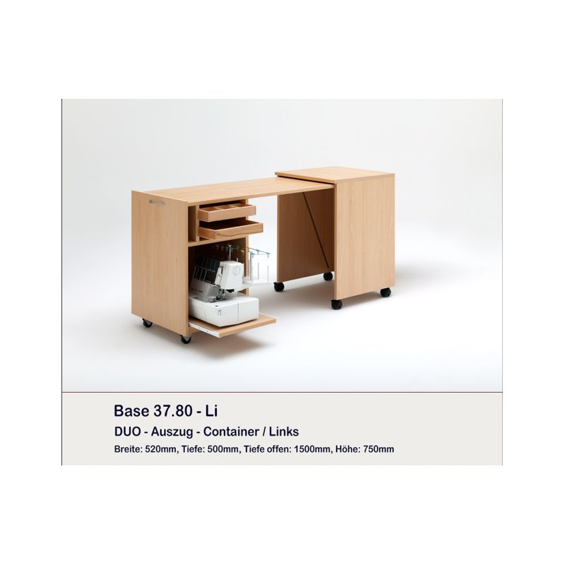 Meuble Duo container BASE