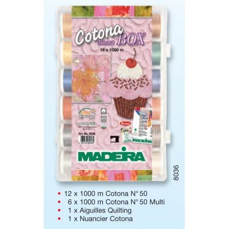Smartbox COTONA N°50 fil de couette - Réf 8036