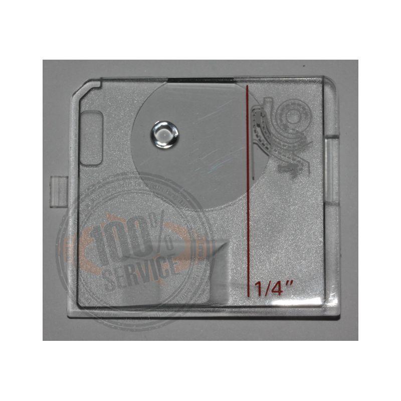 Plaque glissière Pfaff Passport 2.0 Ref 48/83/1054