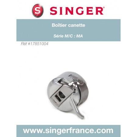 Boitier à canette CB standard sous blister Singer réf 17/85/1004.B