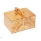 Travailleuse en bois petit modèle