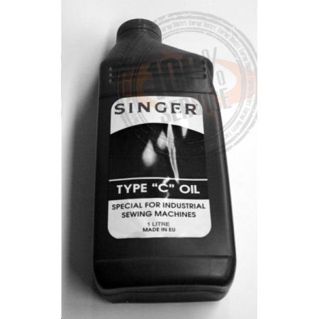 Huile vaseline 1 litre SINGER  Réf 41/85/1004