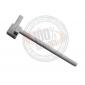 Tige porte bobine principale PLUME 117 - SINGER Réf 49/85/1025