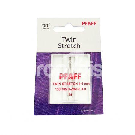 Aiguille Pfaff Double stretch 75/4