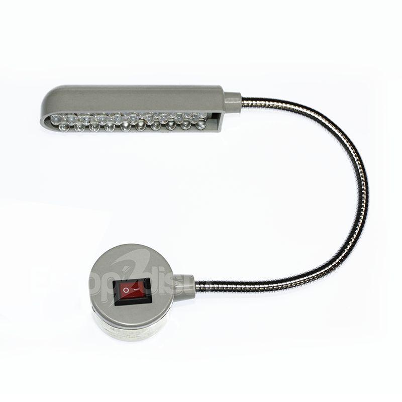 Lampe LED pour MAC aimantée Réf 98/75/1250
